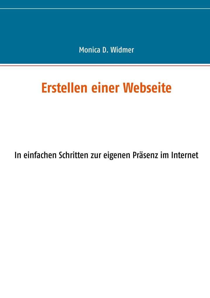Erstellen einer Webseite als eBook Download von...