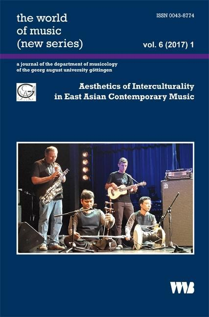 Aesthetics of Interculturality in East Asian Co...