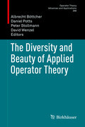 The Diversity and Beauty of Applied Operator Theory