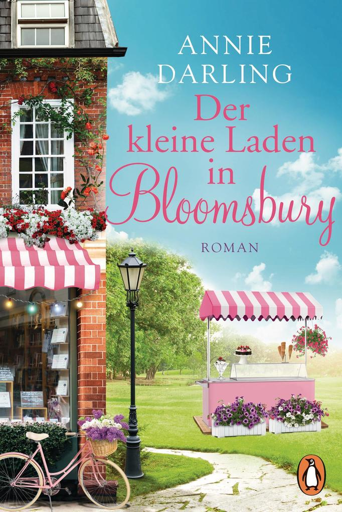 Der kleine Laden in Bloomsbury als eBook