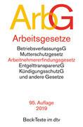Arbeitsgesetze (ArbG)