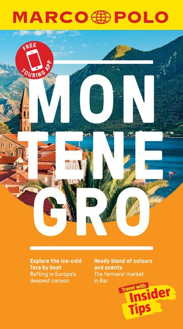 Montenegro Marco Polo Pocket Travel Guide 2018 ...
