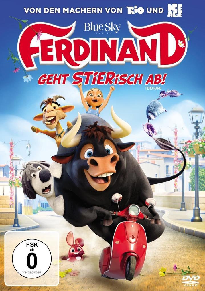 Ferdinand: Geht STIERisch ab! als DVD