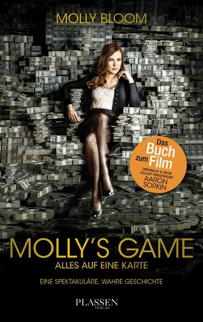 Molly's Game als Buch