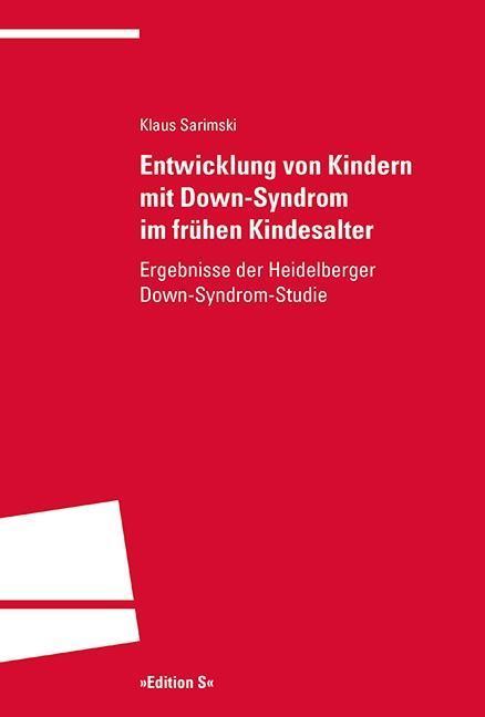 Entwicklung von Kindern mit Down-Syndrom im frü...