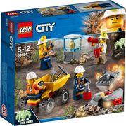 LEGO® City - 60184 Bergbauteam
