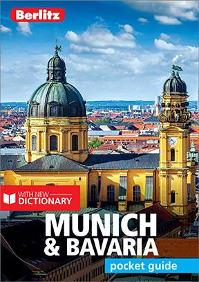 Berlitz Pocket Guide Munich & Bavaria als eBook...