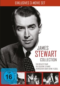 James Stewart Collection (3 Filme)