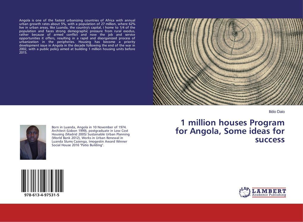 1 million houses Program for Angola, Some ideas...