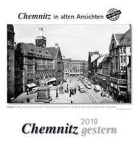 Chemnitz gestern 2019