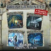 Gruselkabinett, Box 19: Folgen 73, 74, 75, 76