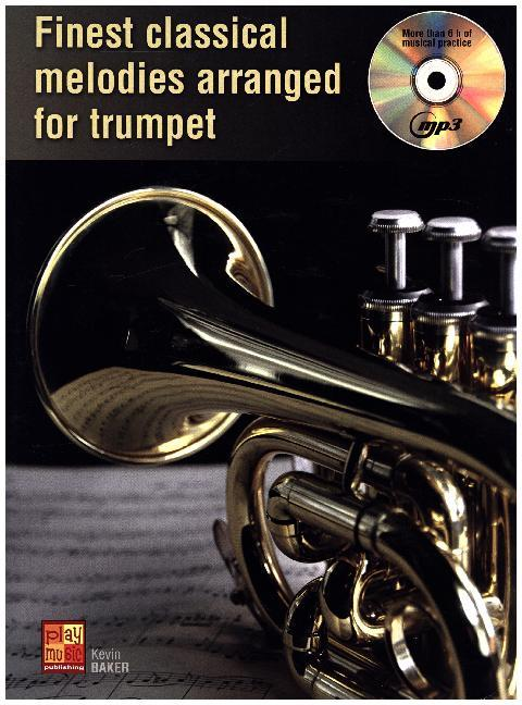 Baker Finest Classical Melodies Trumpet (Book &...