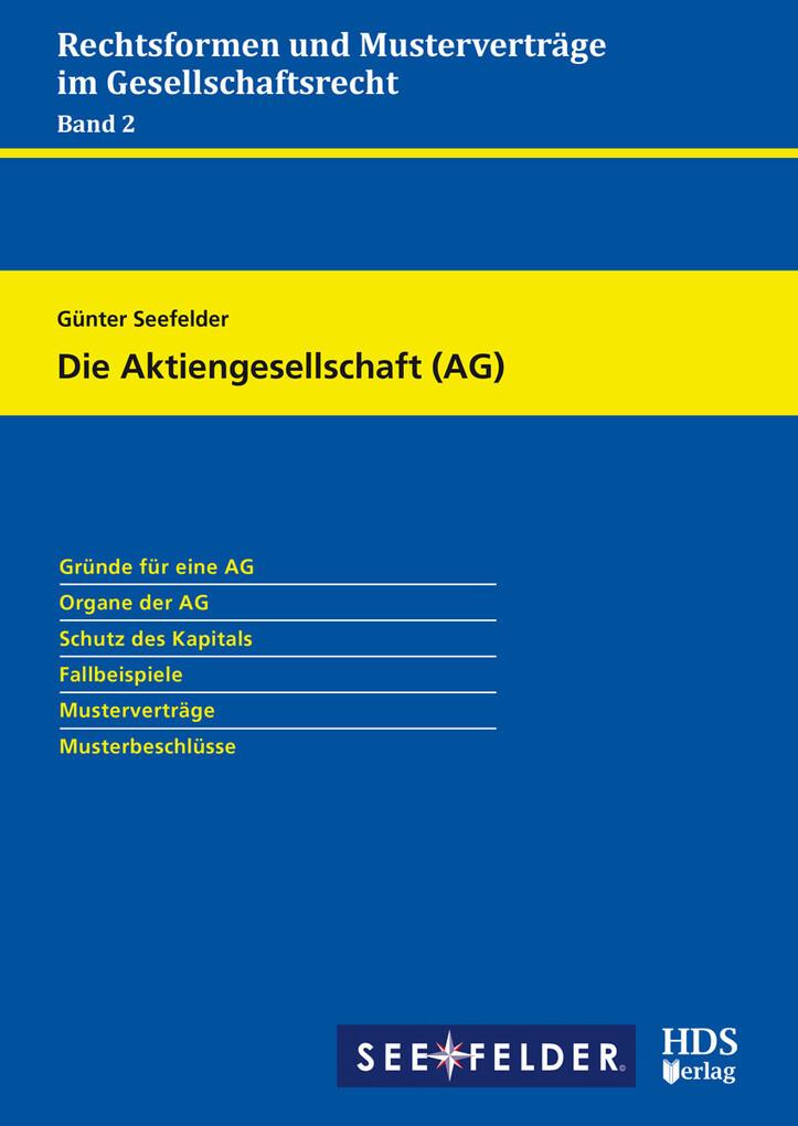 Die Aktiengesellschaft (AG) als eBook Download ...