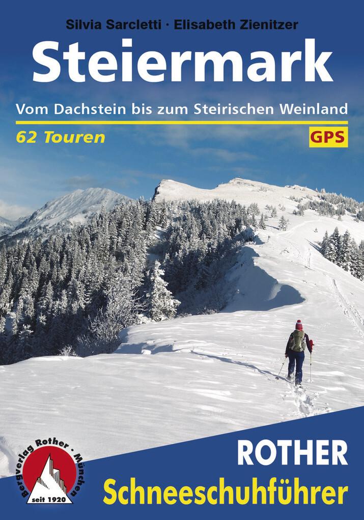Steiermark als eBook Download von Silvia Sarcle...