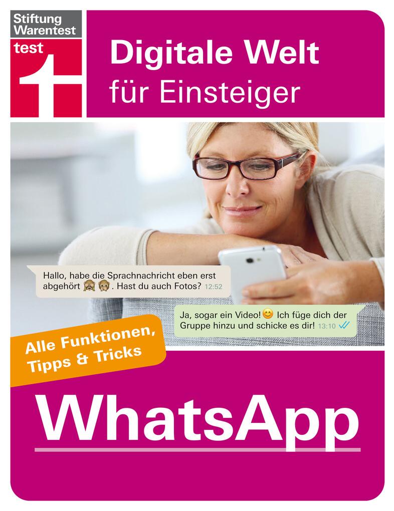WhatsApp als eBook Download von Stefan Beiersmann