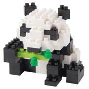 [nanoblock: Nanoblock Giant Panda 2 // Mini series NANOBLOCK]