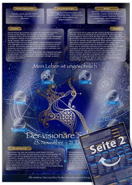 Sternzeichen Schütze - Die Horoskop- und Charak...