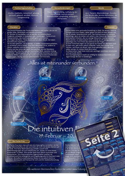 Sternzeichen Fische - Die Horoskop- und Charakt...