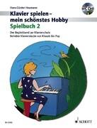 Spielbuch 2. Klavier. Spielbuch mit CD