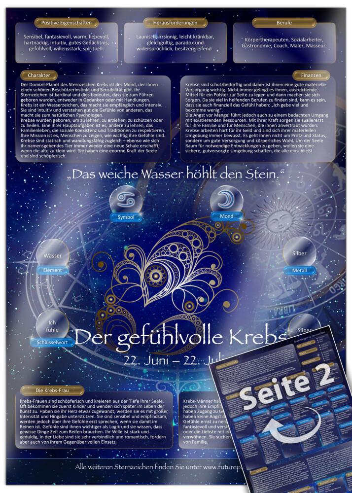 Sternzeichen Krebs - Die Horoskop- und Charakte...