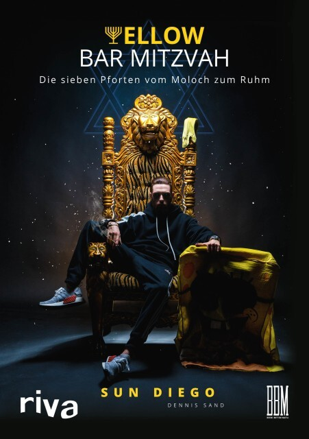 Yellow Bar Mitzvah als Buch