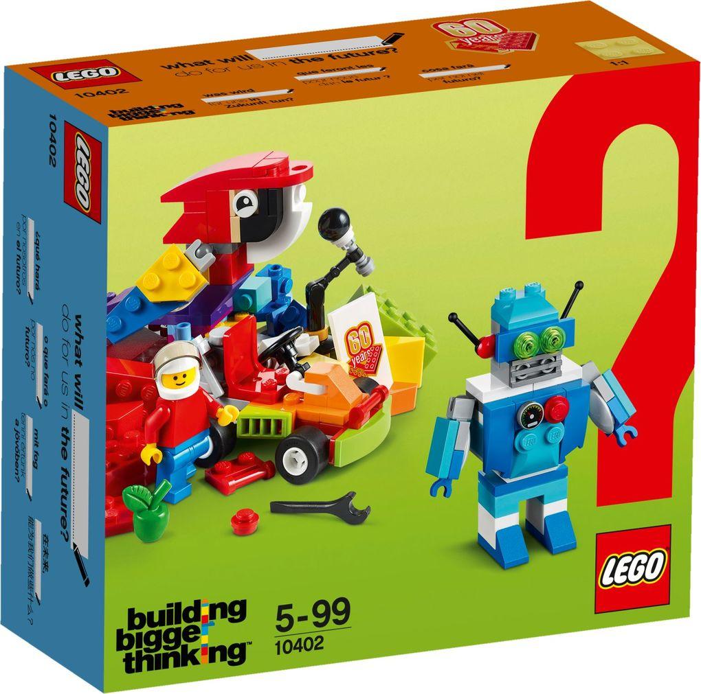 LEGO® Brand Campaign - 10402 Spaß in der Zukunft
