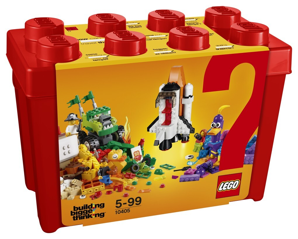 LEGO® Brand Campaign - 10405 Mars-Mission