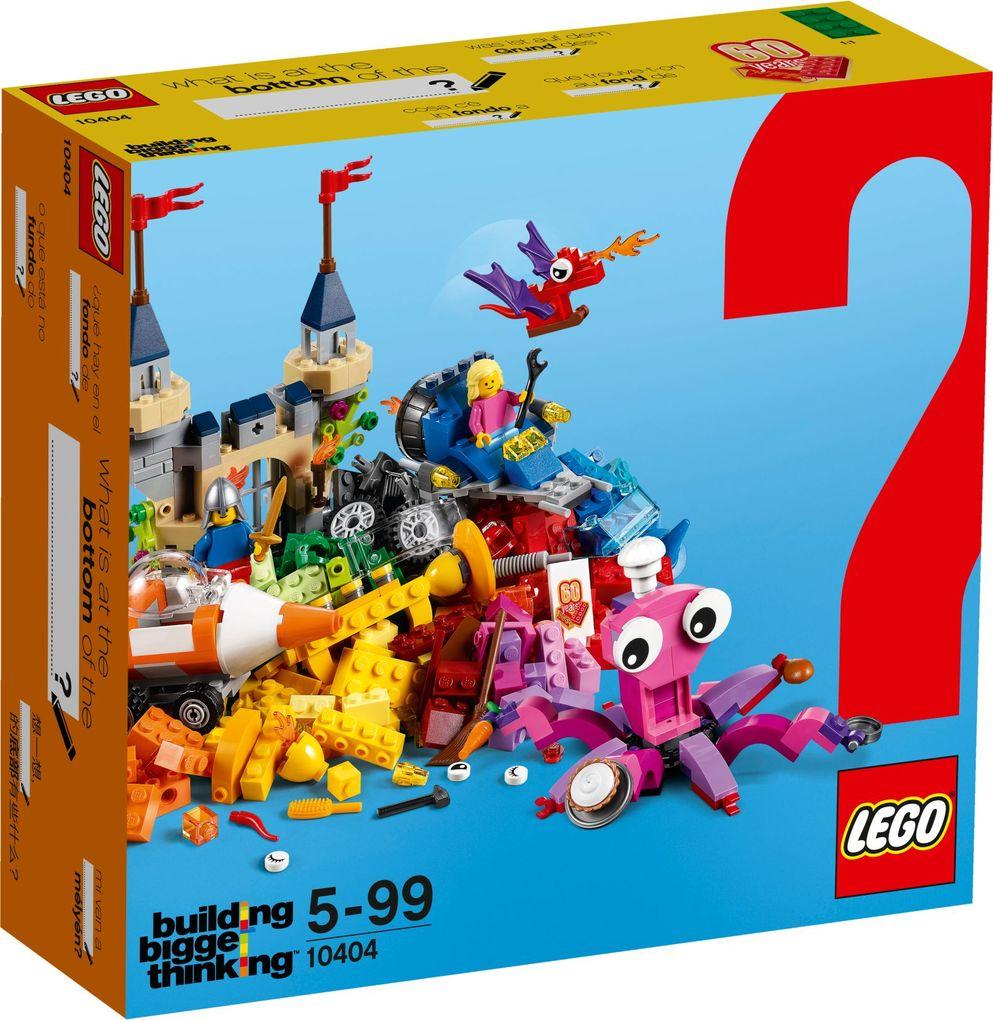 LEGO® Brand Campaign - 10404 Am Meeresgrund