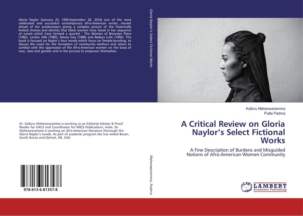 A Critical Review on Gloria Naylor´s Select Fic...