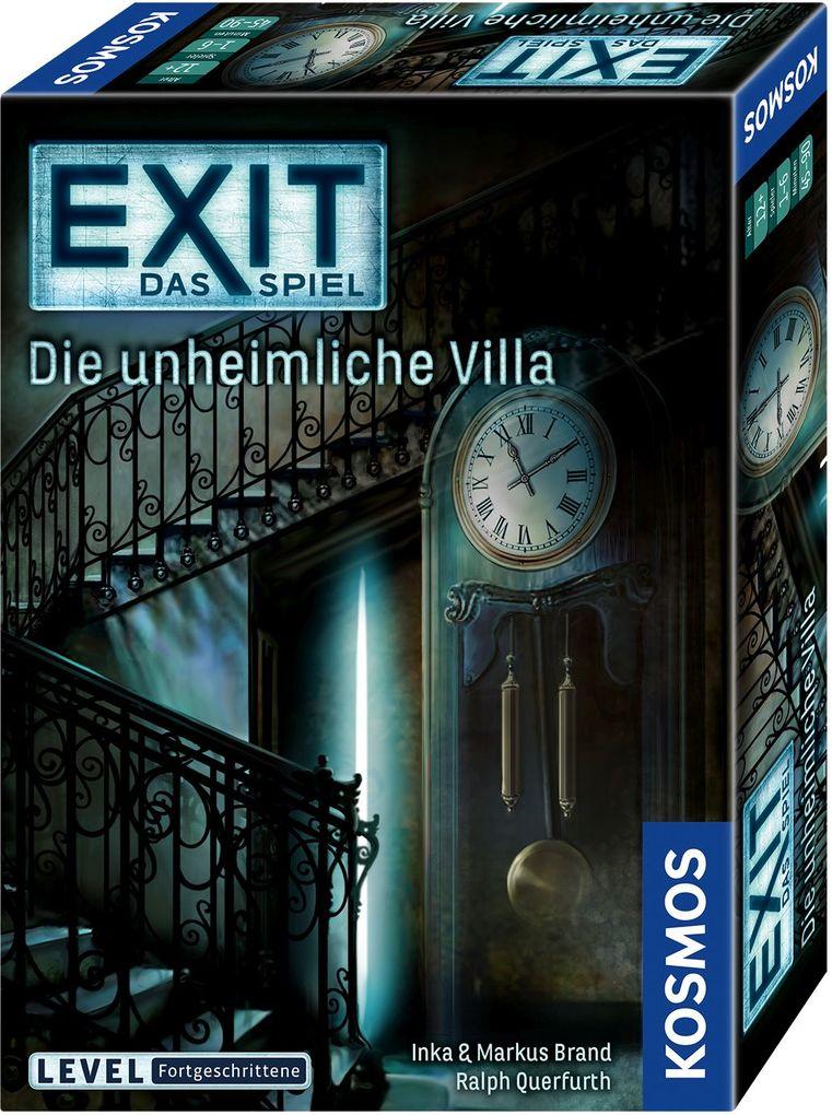 EXIT - Die unheimliche Villa als Spielware
