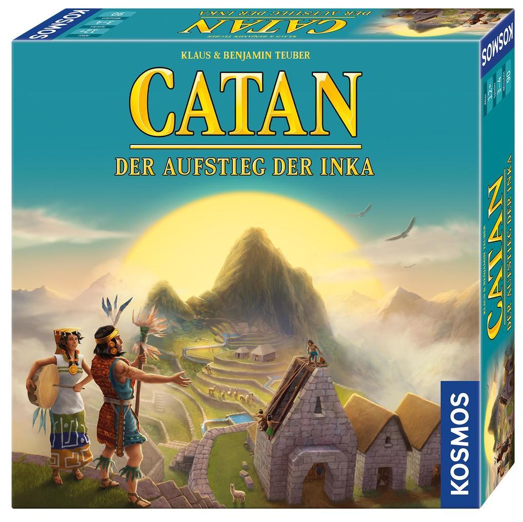 Image of Catan - Aufstieg der Inka