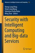 Security with Intelligent Computing and Big-data Services