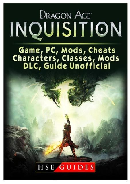 Dragon Age Inquisition Game, PC, Mods, Cheats, ...