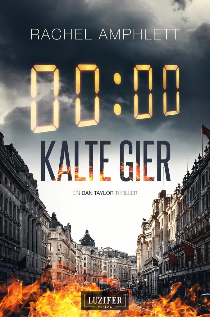 KALTE GIER als eBook