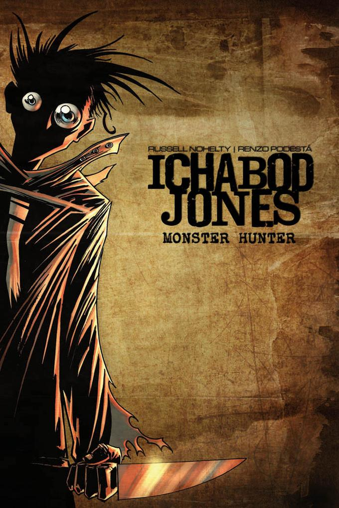 Ichabod Jones: Monster Hunter als eBook Downloa...