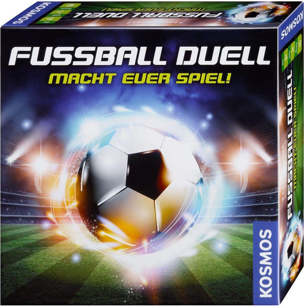 Fußball Duell - macht euer Spiel! als Spielwaren