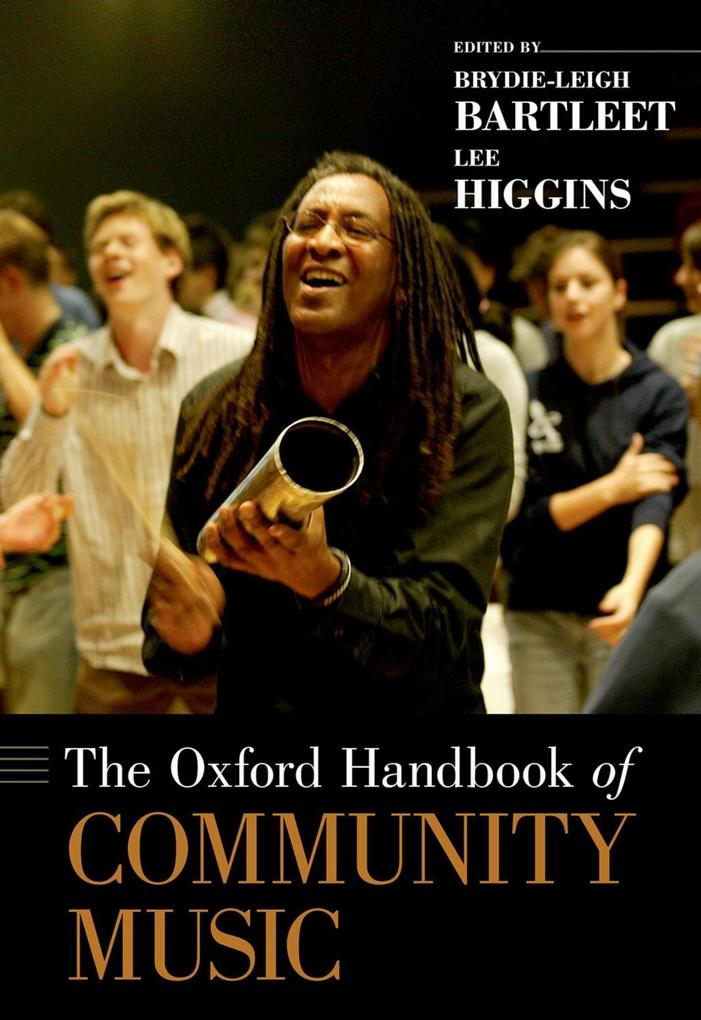 The Oxford Handbook of Community Music als eBoo...