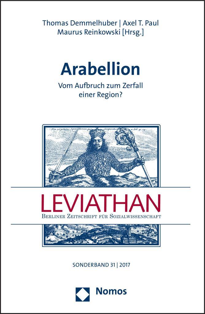Arabellion als eBook Download von