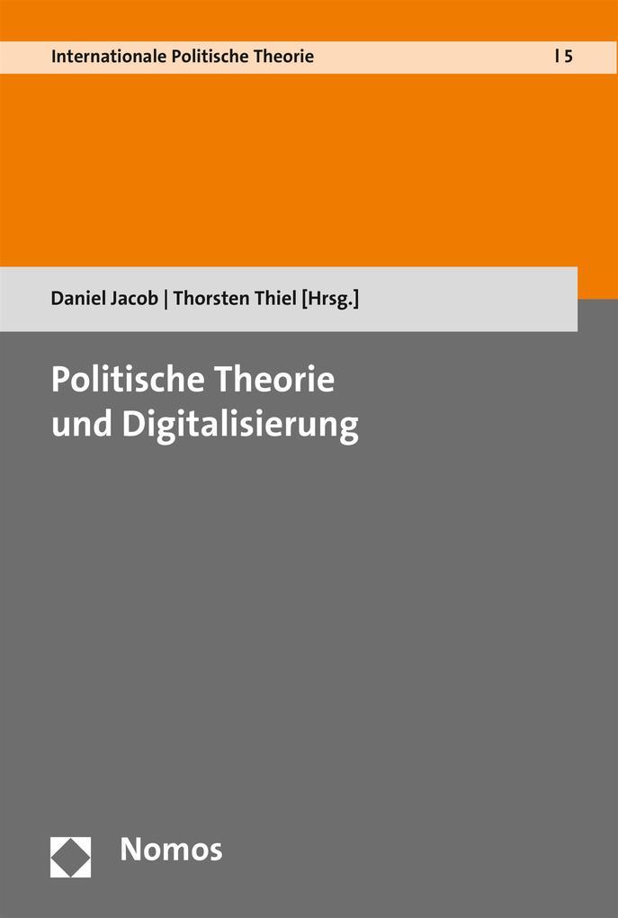 Politische Theorie und Digitalisierung als eBoo...