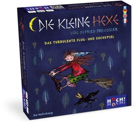 Huch Verlag - Die kleine Hexe - Das turbulente Flug- und Suchspiel als sonstige Artikel