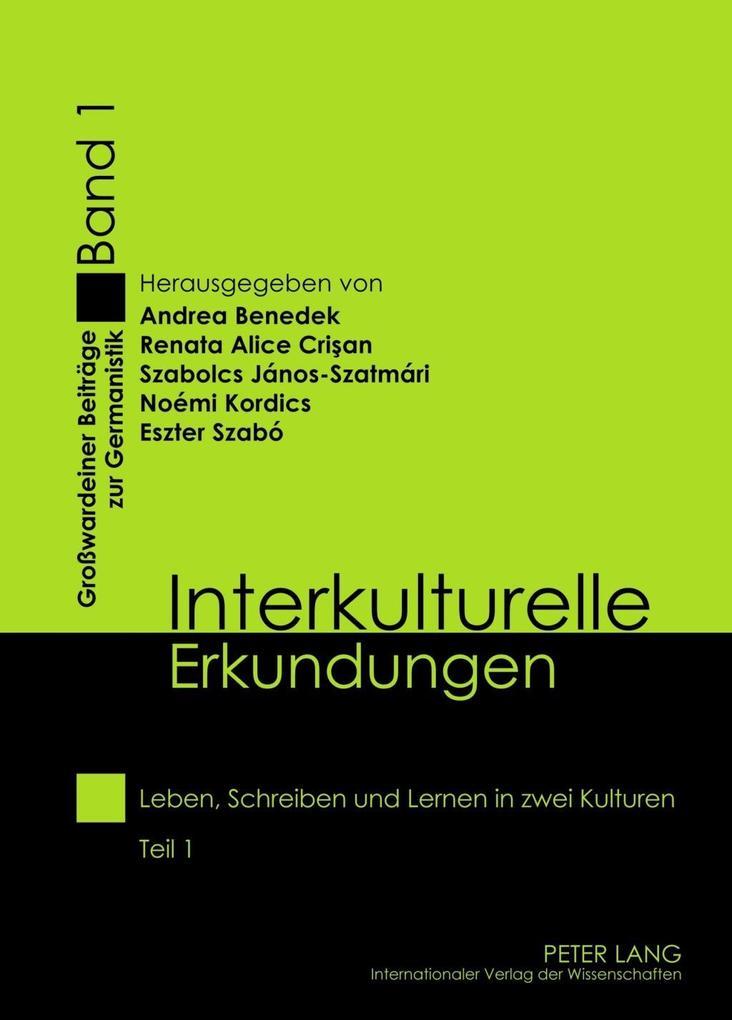 Interkulturelle Erkundungen als eBook Download von