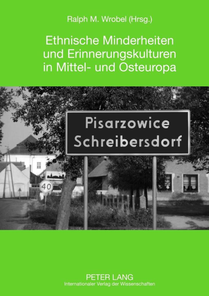 Ethnische Minderheiten und Erinnerungskulturen ...
