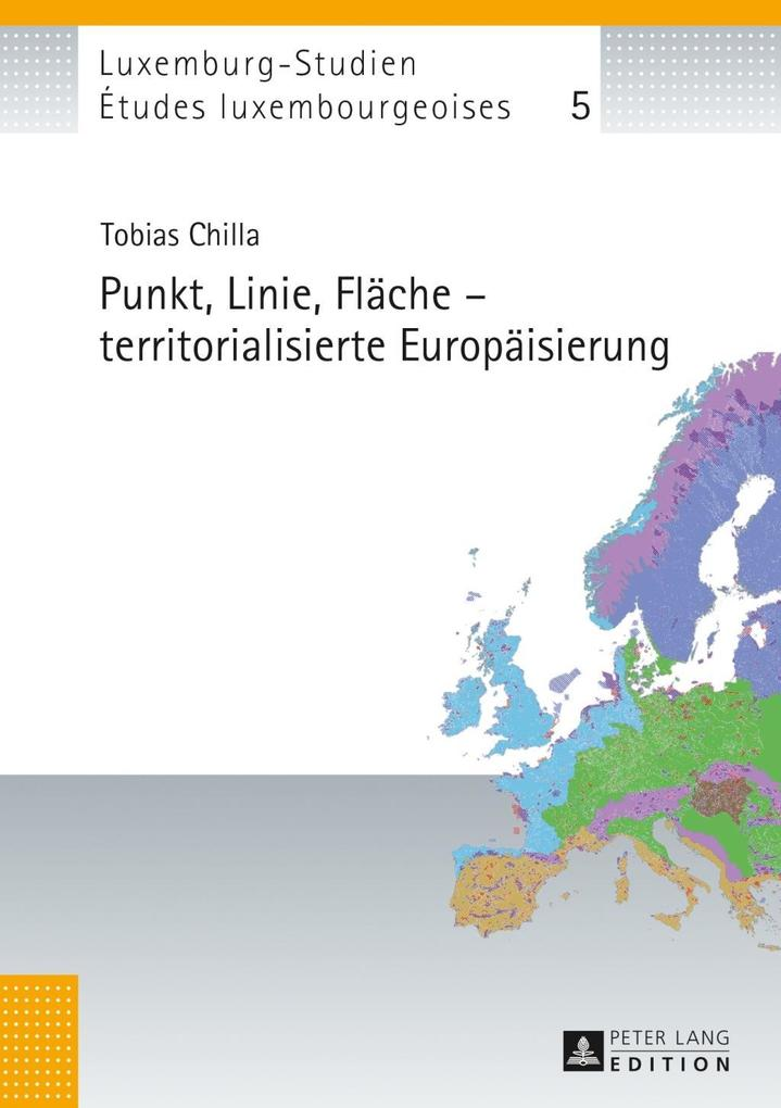Punkt, Linie, Flaeche - territorialisierte Euro...
