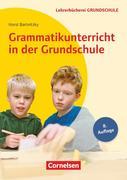 Grammatikunterricht in der Grundschule 1.-4. Schuljahr