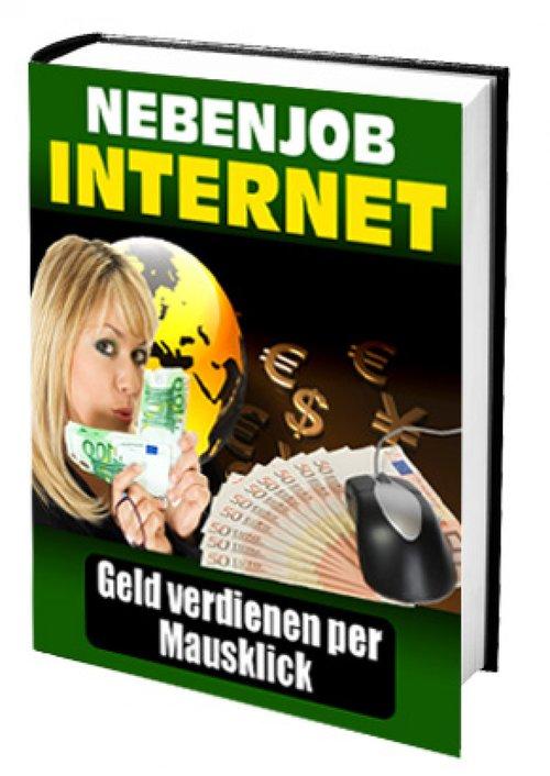 Nebenjob Internet als eBook Download von Henrik...