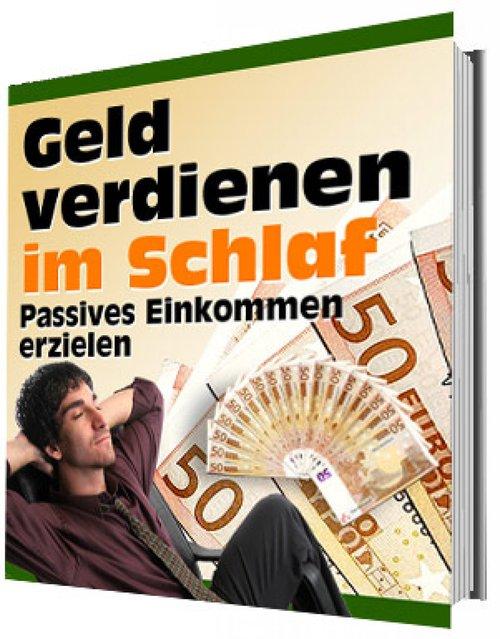 Geld verdienen im Schlaf als eBook Download von...