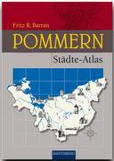 Pommern Städte-Atlas