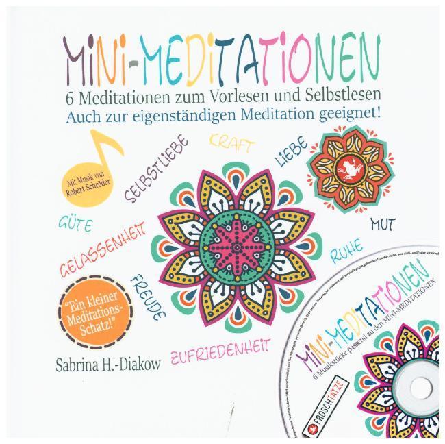 Mini-Meditationen - Meditationen für zwischendu...