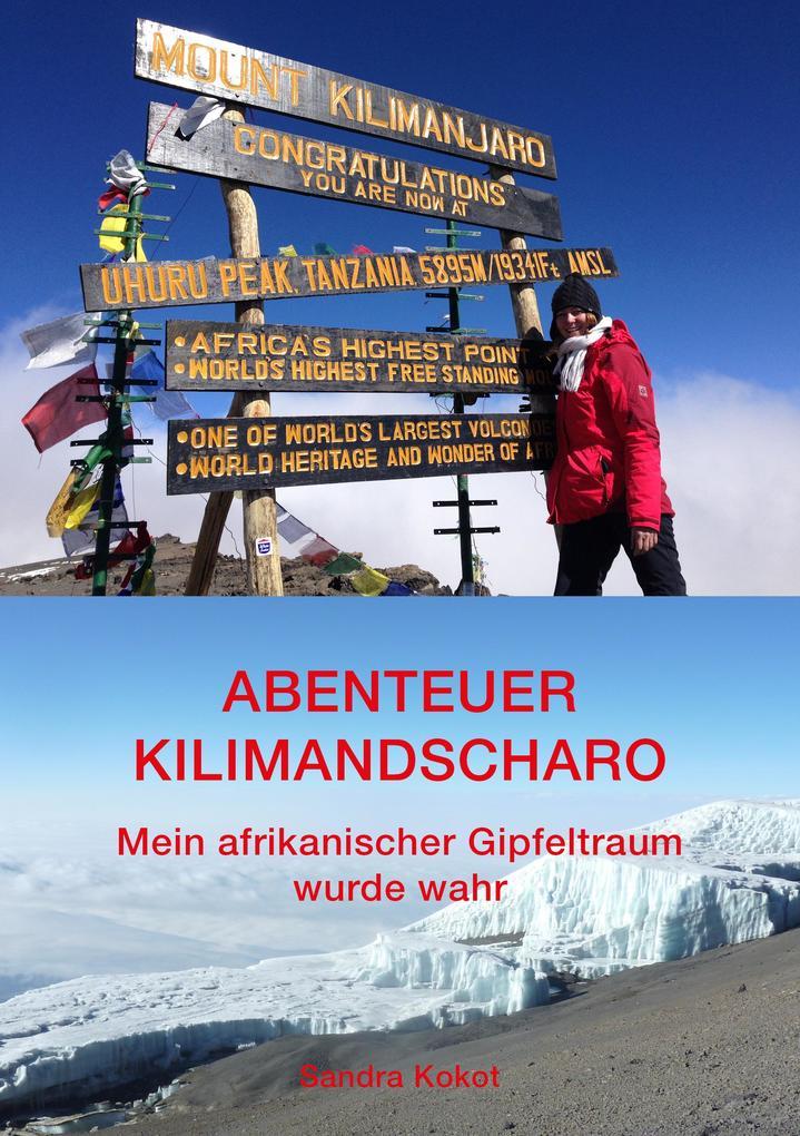 Abenteuer Kilimandscharo als Buch