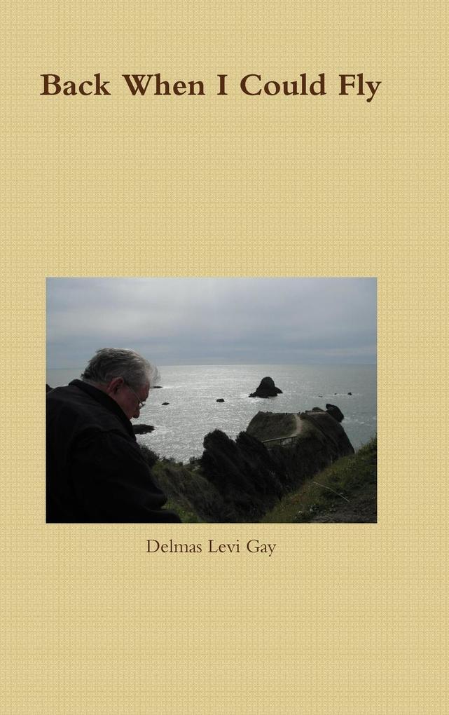 Back When I Could Fly als Buch von Delmas Gay